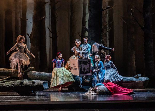 Royal Opera House - Hansel & Gretel